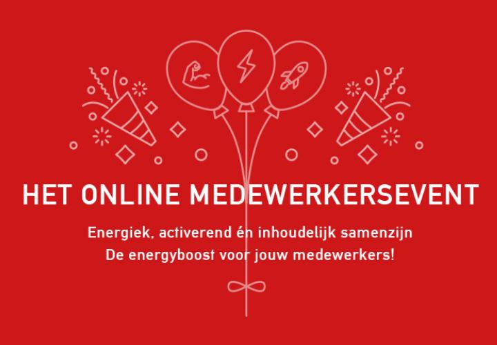 Online medewerkersevent